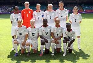 Team GB ladies