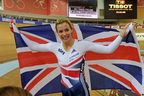 Becky-James-sprint-world-champion-2013-track-cycling-world-championships-Minsk