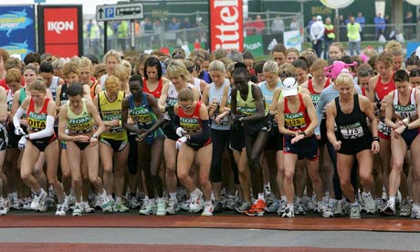 A third of women marathon runners likely to have breast pain