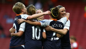 Arsenal Ladies FC v Liverpool Ladies FC - The FA WSL