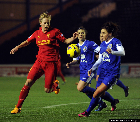 Liverpool Ladies FC v Everton Ladies FC - The FA WSL Continental Cup