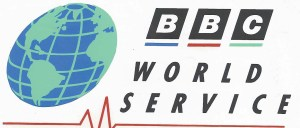 Old school BBC World Service logo