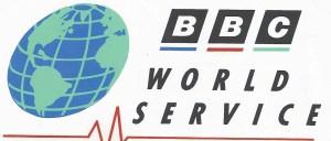 Old school BBC World Service logo